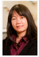 Wendy Ying Simpson, research analyst in building science at the bcit building science centre of excellence